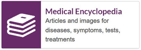 medline encyclopedia